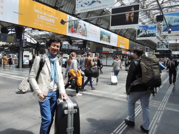 パリ東駅02